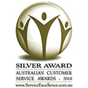 Silver Customer Service Award